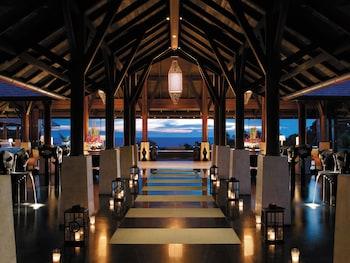 Shangri-La Boracay Lobby