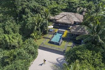 Shangri-La Boracay Aerial View