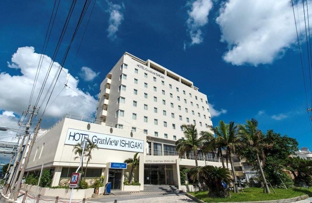 ホテル グランビュー 石垣