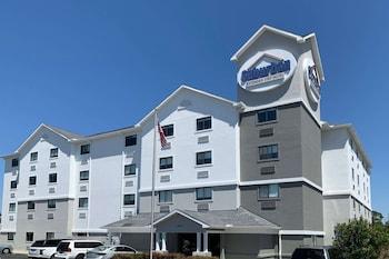 巴拿馬城市海灘旁郊區長住公寓飯店 Suburban Extended Stay Hotel near Panama City Beach