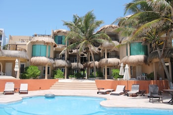 Hotel - Hotel Playa la Media Luna, Isla Mujeres