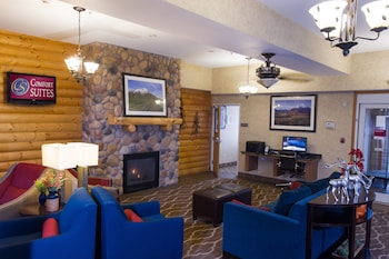 Comfort Suites Anchorage International Airport - Lobby Sitting Area  - #0