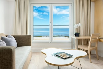 Sunrise Ocean View Two Double Bed Suite