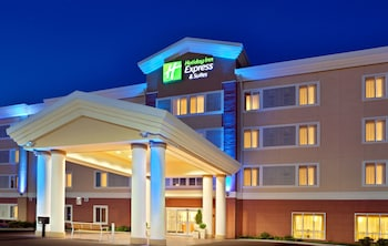 Hotel - Holiday Inn Express Chehalis-Centralia