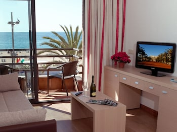 Almirall Apartaments - View from Hotel  - #0