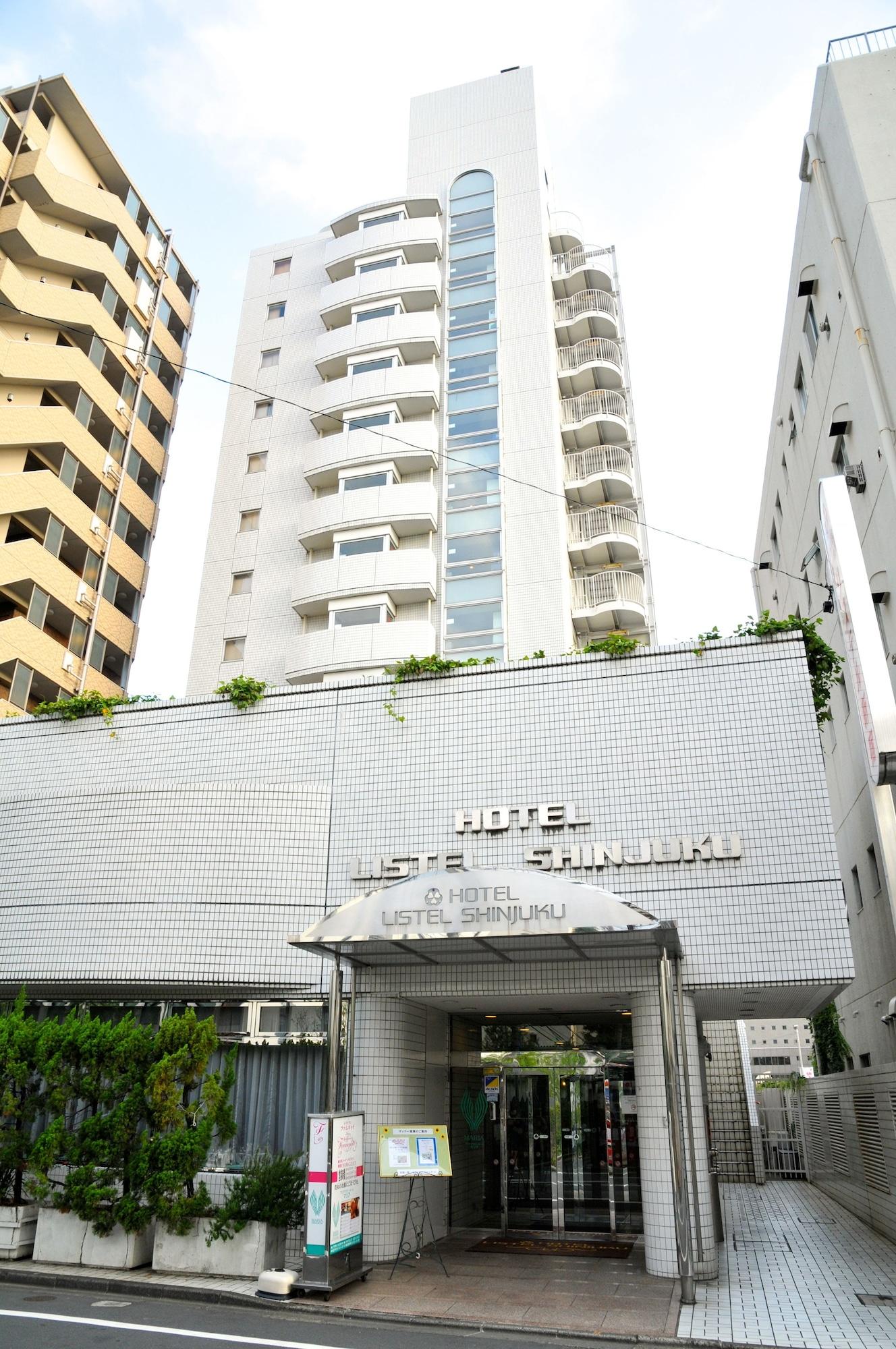 Listel Shinjuku Hotel Tokyo, Shinjuku