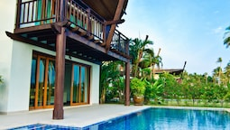 Grand Villa, 2 Bedrooms, Sea View