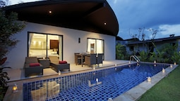 Villa, 2 Bedrooms, Private Pool, Garden View