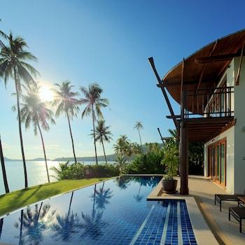 Grand Villa, 3 Bedrooms, Beachside