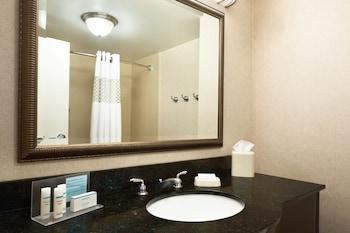 Hampton Inn & Suites Birmingham Airport Area - Bathroom  - #0