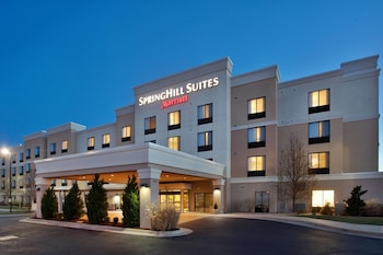 Hotel - SpringHill Suites by Marriott Wichita East at Plazzio
