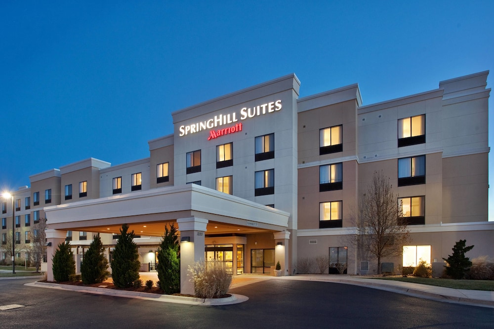 Featured Wichita Hotel: SpringHill Suites by Marriott Wichita East at Plazzio