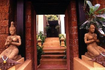 라차 키리 리조트 & 스파(Racha Kiri Resort and Spa) Hotel Image 44 - Hotel Entrance