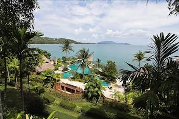 라차 키리 리조트 & 스파(Racha Kiri Resort and Spa) Hotel Image 1 - View from Hotel