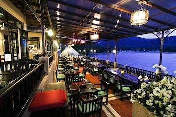 라차 키리 리조트 & 스파(Racha Kiri Resort and Spa) Hotel Image 35 - Restaurant