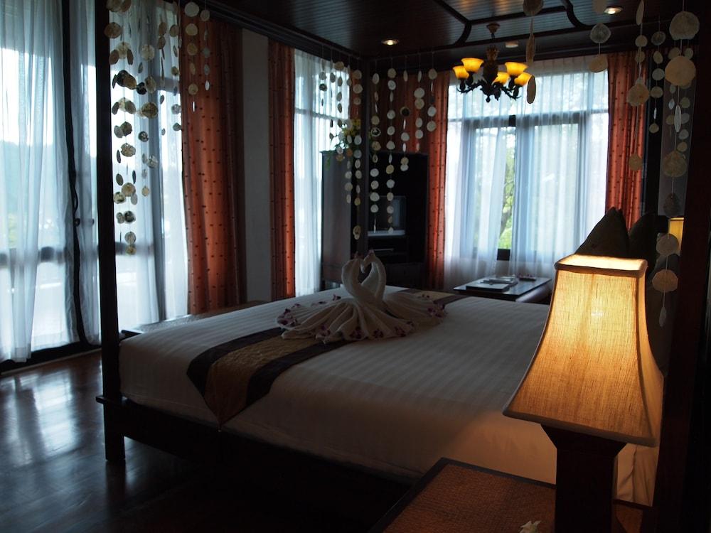 라차 키리 리조트 & 스파(Racha Kiri Resort and Spa) Hotel Image 13 - Guestroom