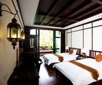 라차 키리 리조트 & 스파(Racha Kiri Resort and Spa) Hotel Image 5 - Guestroom