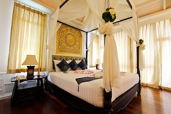 라차 키리 리조트 & 스파(Racha Kiri Resort and Spa) Hotel Image 16 - Guestroom