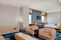 aloft, Suite, 1 King Bed with Sofa bed