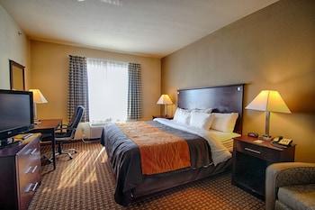 路易斯維爾湖附近凱富套房飯店 Comfort Inn & Suites Near Lake Lewisville