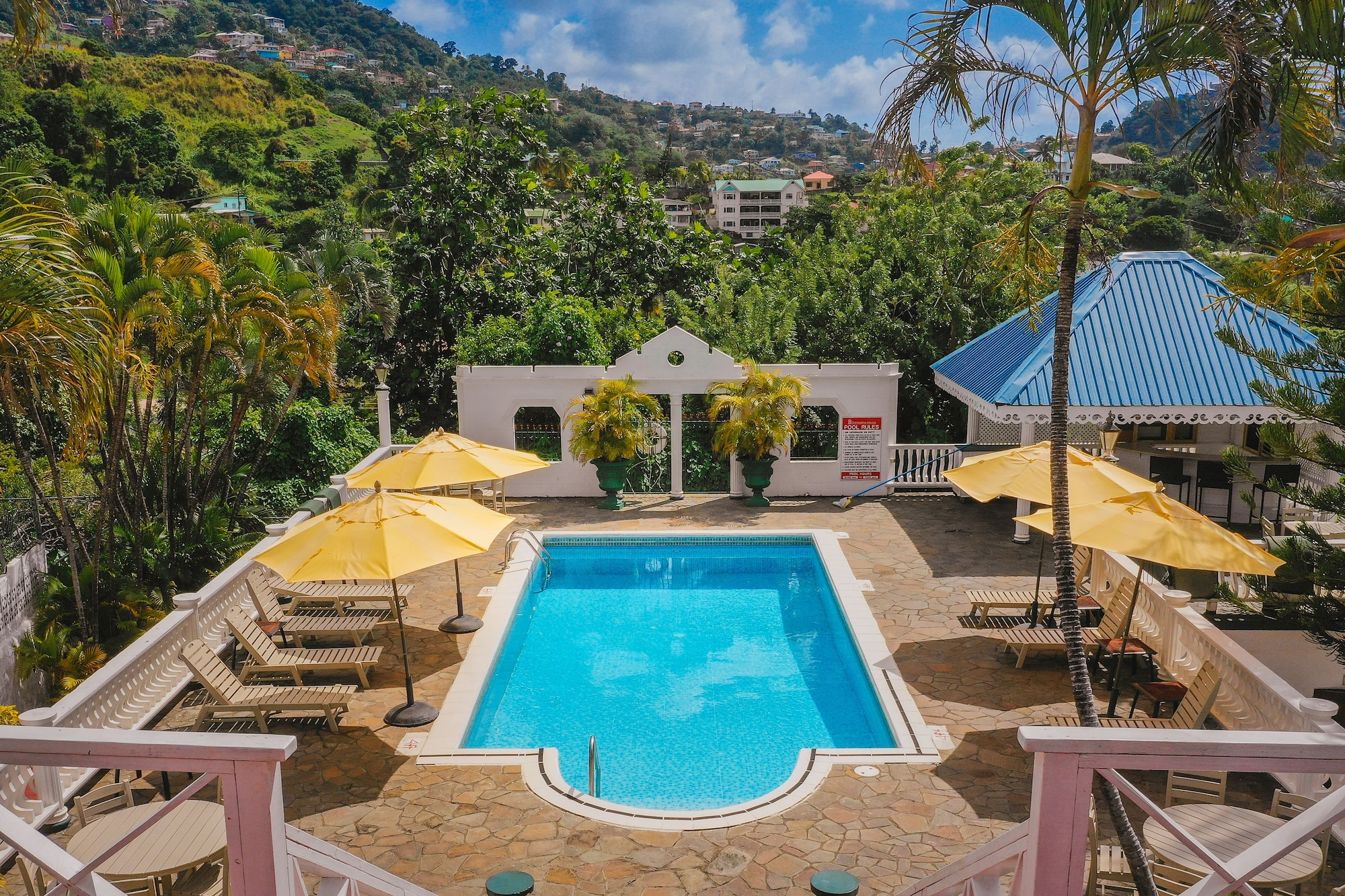 Grenadine House,