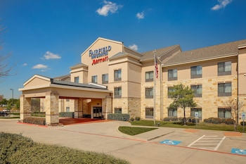 Hotel - Fairfield Inn & Suites by Marriott Dallas Mansfield