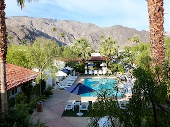 Hotel - Alcazar Palm Springs