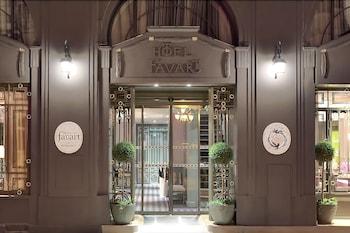 Hotel - La Maison Favart
