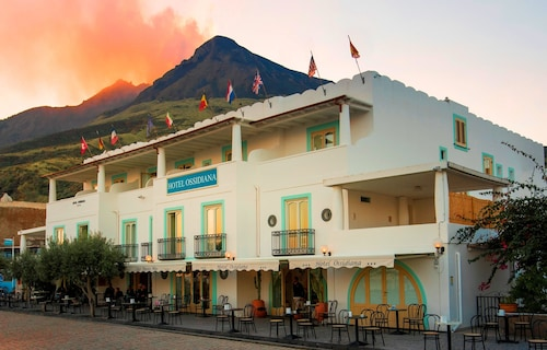 . Hotel Ossidiana Stromboli