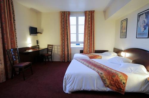 __{offers.Best_flights}__ The Originals City, Hôtel de France, Caen (Inter-Hotel)