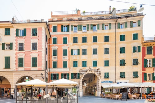 Albergo la Piazzetta, Genova