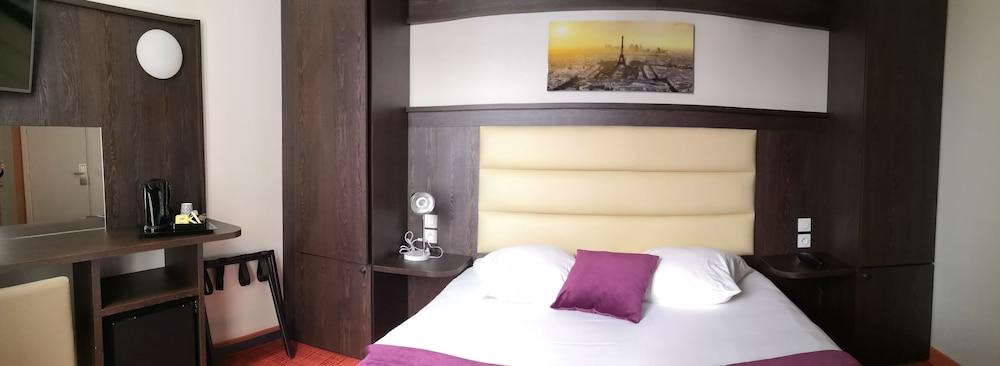 파크 호텔 파리(Parc Hotel Paris) Hotel Image 4 - Guestroom