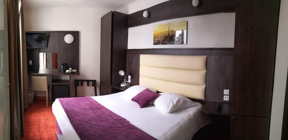 파크 호텔 파리(Parc Hotel Paris) Hotel Image 7 - Guestroom