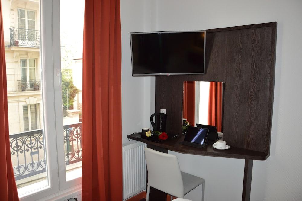 파크 호텔 파리(Parc Hotel Paris) Hotel Image 14 - Guestroom