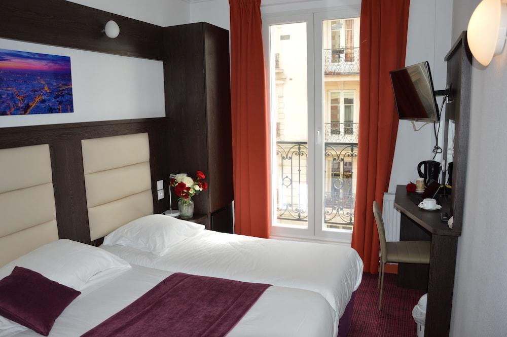 파크 호텔 파리(Parc Hotel Paris) Hotel Image 15 - Guestroom