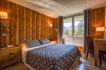 Double or Twin Room (Mont Blanc)