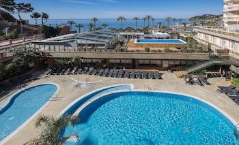 Hotel Rosamar & Spa    S
