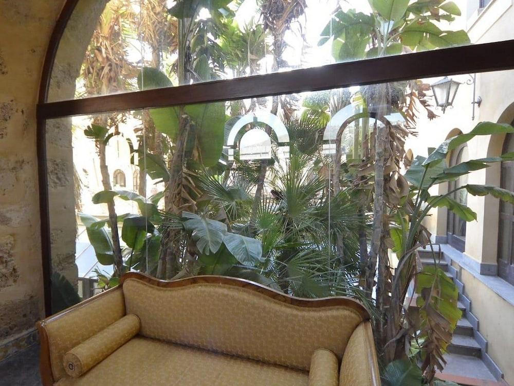 발리오 콘카 도로(Baglio Conca d'Oro) Hotel Image 3 - Lobby