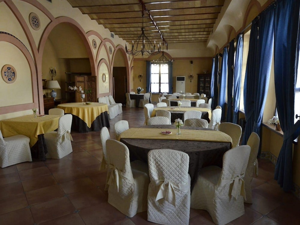 발리오 콘카 도로(Baglio Conca d'Oro) Hotel Image 29 - Restaurant