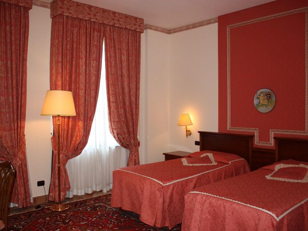 발리오 콘카 도로(Baglio Conca d'Oro) Hotel Image 18 - Guestroom