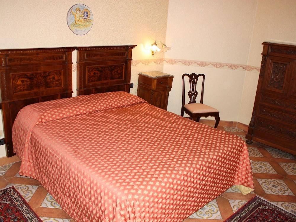 발리오 콘카 도로(Baglio Conca d'Oro) Hotel Image 22 - Guestroom