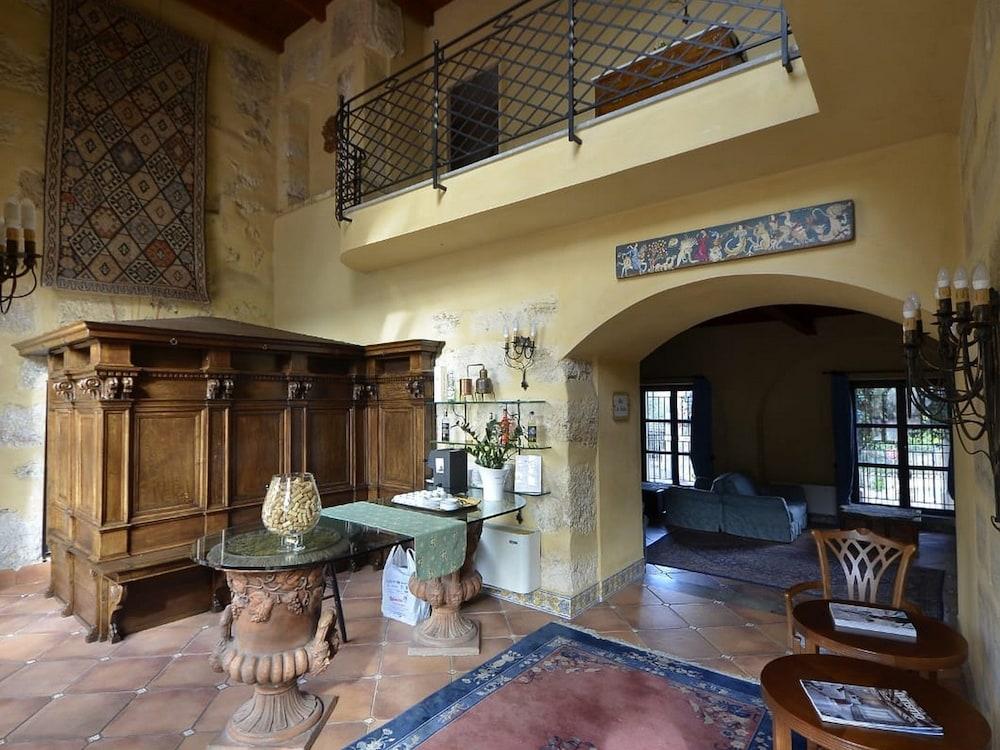 발리오 콘카 도로(Baglio Conca d'Oro) Hotel Image 30 - Hotel Lounge