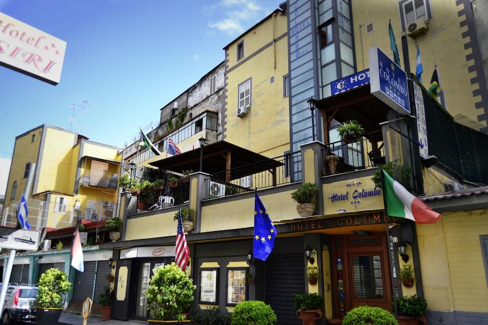 Hotel Colombo, Imagen destacada