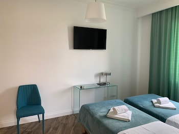 Economy Double or Twin Room with External Bathroom