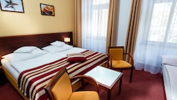 Double Room, 1 Double Bed With Sofa Bed