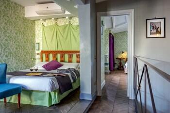 Romantic Suite, Terrace