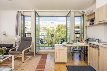 Studio, Balcony (2 people - Dr. Josef Resch Platz 15a)