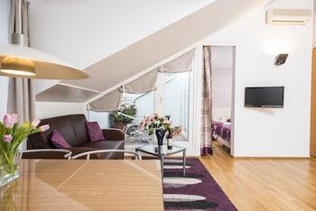 Apartment, 1 Bedroom, Terrace (2 people - under roof)