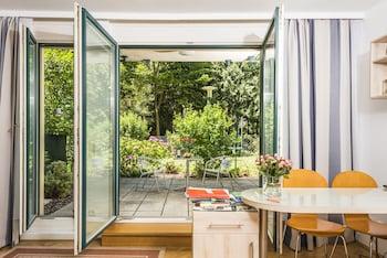 Studio, Terrace, Garden Area (2 people - Heigerleinstrasse 55)