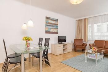 Apartment, 2 Bedrooms (5 people - Ferchergasse 21/7)